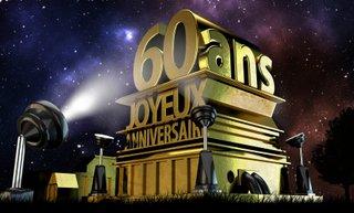 Joyeux Anniversaire 60 Ans