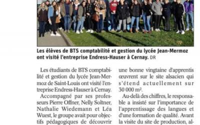 Article l'Alsace Capture d'écran 2020-01-11 à 08.26.59