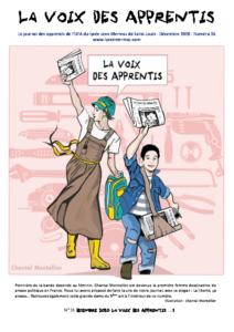 La Voix des Apprentis n° 36 – Décembre2020