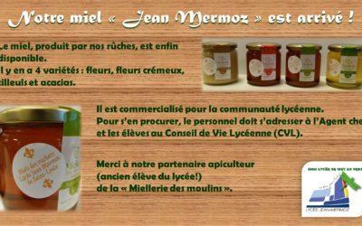 Commercialisation miel
